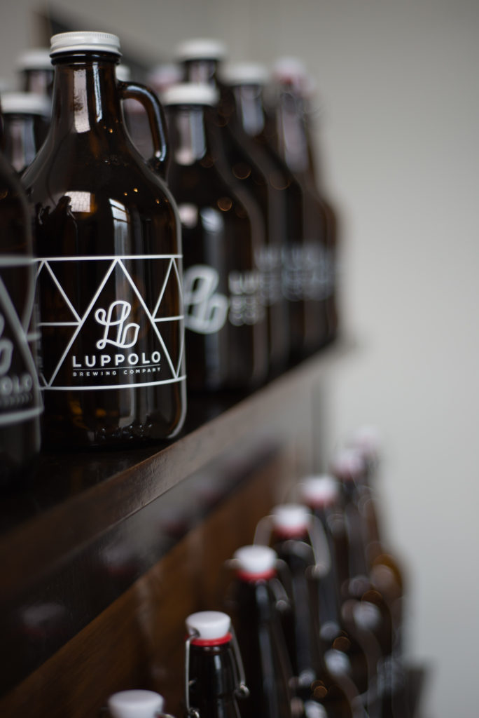 Luppolo growlers