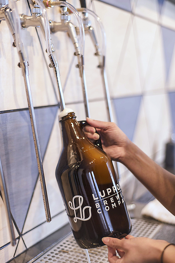 Growler fill