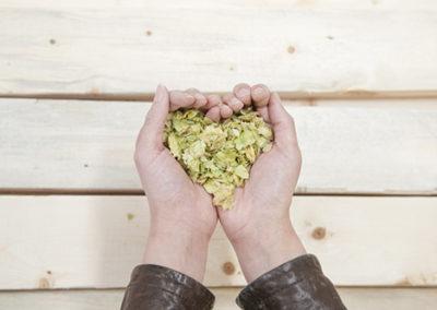 Luppolo heart