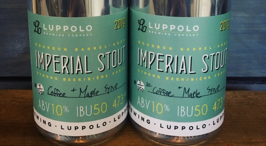 Recall: Bourbon Barrel Aged Imperial Stouts with Adjuncts