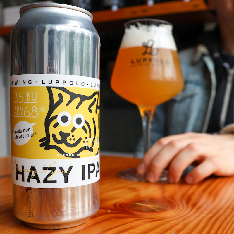 Missing Lynx Midwest Hazy IPA