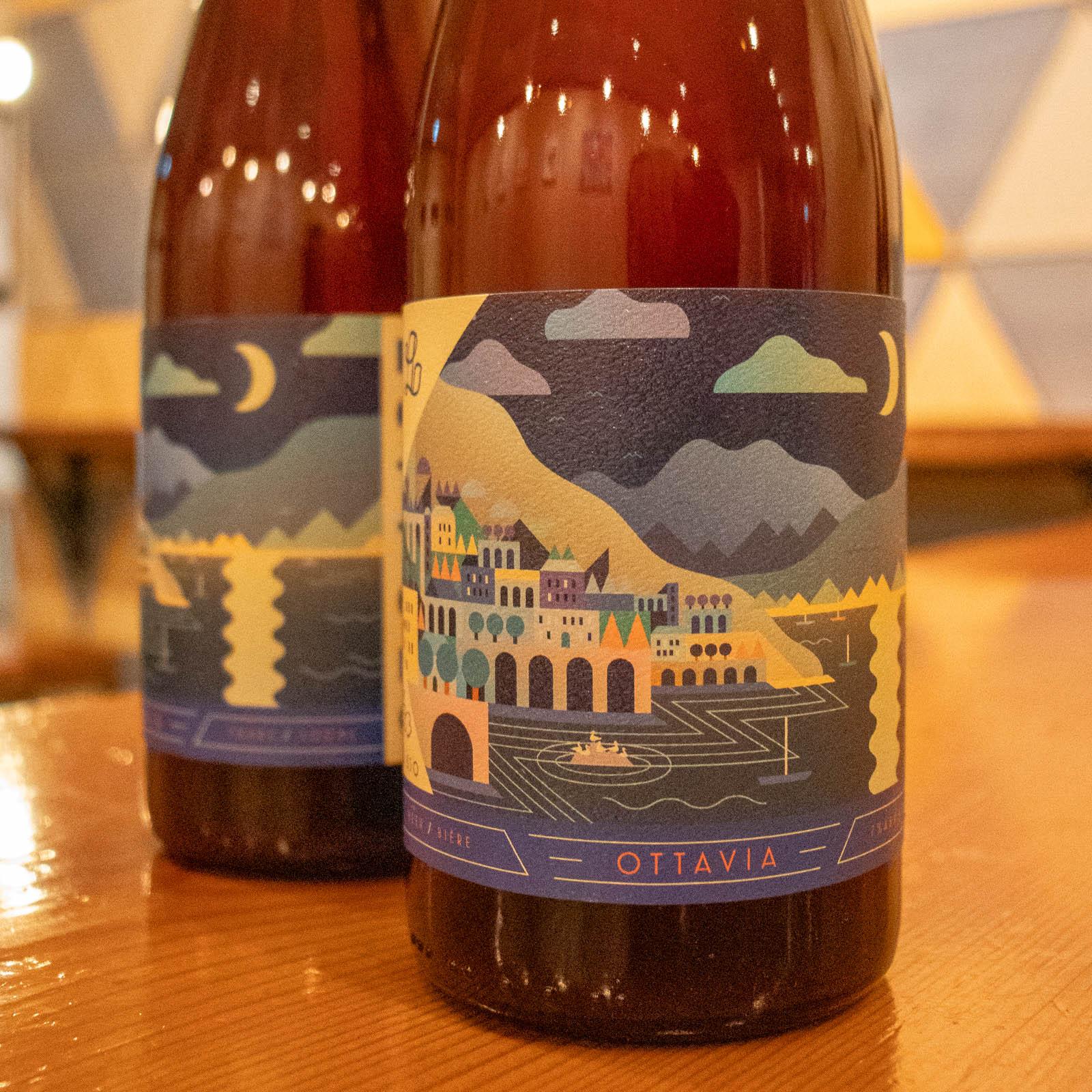 Ottavia Barrel Aged Blended Beers