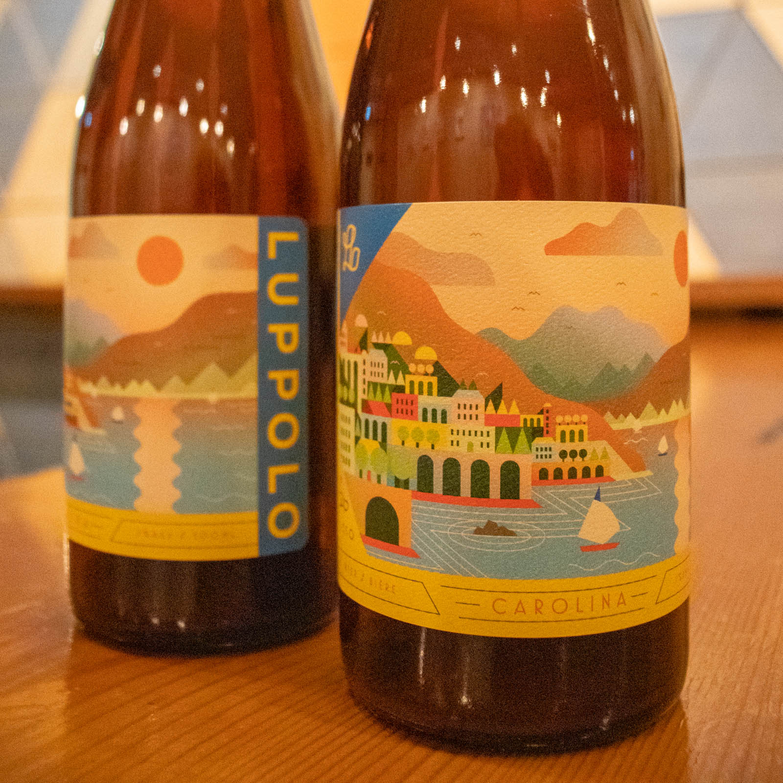 Ottavia Barrel Aged Blended Beers