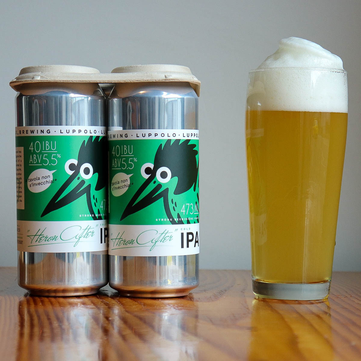 Heron After Cold IPA